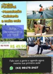 Título do anúncio: Personal Trainer Londrina