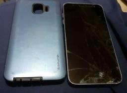 Título do anúncio: Samsung J2 16gb trincado