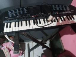 Título do anúncio: Teclado Casio MIDI