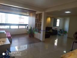 Título do anúncio: Apartamento com 3 dormitórios à venda, 179 m² por R$ 810.000,00 - Setor Bueno - Goiânia/GO