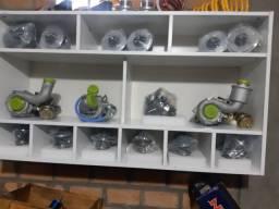 Turbos/turbinas/turbocompressores