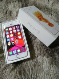 Iphone 6s 16gb Rosê Completo