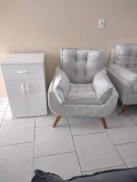 Título do anúncio: Cadeira de Luxo --