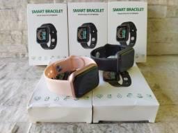 Título do anúncio: Relógio Smartwatch Inteligente D20 Monitor Saúde Fit Pro
