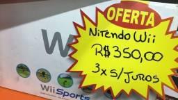 Título do anúncio: Nintendo wii