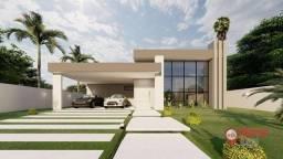Casa com 4 dormitórios à venda, 270 m² por R$ 1.680.000,00 - Victória Golf - Lagoa Santa/M