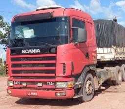 Vende Cavalo Scania 124 420 ano 2000 série 4