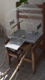Gaiola Calopsita/papagaio