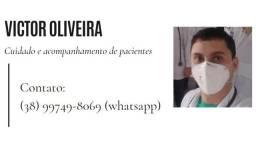Título do anúncio: Serviço de acompanhante hospitalar