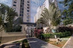 Apartamento com 2 dormitórios para alugar, 55 m² por R$ 1.500,00/mês - Vila Bosque - Marin