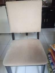 Título do anúncio: 6 Cadeiras por 300,00