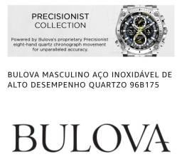 Título do anúncio: Bulova Precisionist (Relógio mais preciso do mundo)