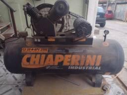 Compressor chiaperini 250l
