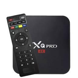 Título do anúncio: TV BOX ANDROID 4k PRO 256 GIGAS FAZEMOS ENTREGA