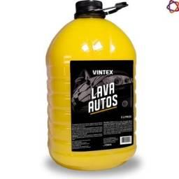 Shampoo Automotivo Brilho Protege Lava Autos vintex by Vonixx 5l Vonixx