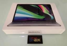 "Macbook Pro Touch Bar M1 8Gb  512Gb SSD Tela 13.3"" Silver (2020)"