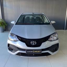 Etios X Plus Sedan 1.5 Flex Aut 2020