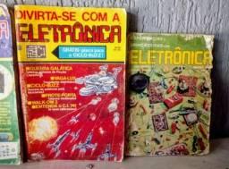 Título do anúncio: Revistas Eletrónica Anos 80 Para Colecionadores