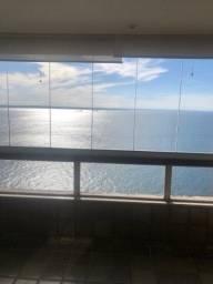 Apartamento com 2 suítes para alugar, 119 m² por R$ 3.800/mês - Vitória - Salvador/BA