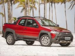 FiatStrada Adventure 1.8 Locker Flex Cabine Estendida Ano 2018