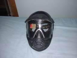 Máscara e kit completo