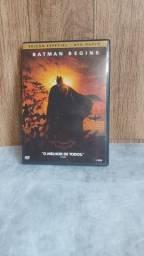 Título do anúncio: Dvd Batman Begins edição especial duplo