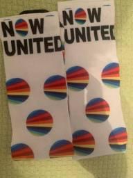 Meia 3/4 Now United