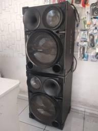 Vendo caixa de som sony SH2000 super conservada