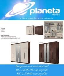 Título do anúncio: ROUPEIRO NEW MONUMENTAL // CACHORROS CACHORRO