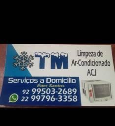 Ar-condicionado ACJ