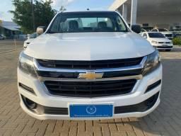 Chevrolet s10 diesel 4x4 cabine simples LS 2019 carro top