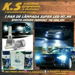 Promoção lâmpadas de led p/ carro e moto