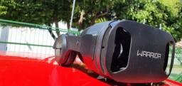 Título do anúncio: Oculos 3D Warrior VR Game com Fone de Ouvido Embutido Realidade Virtual JS086<br><br>