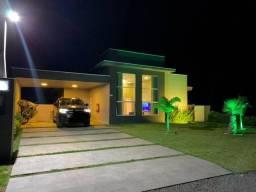 Título do anúncio: Belíssima casa a venda no condomínio Ninho Verde I Eco Residence - Porangaba