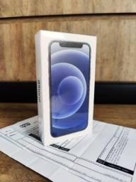 Título do anúncio: iPhone 12 Mini 64gb Lacrado NF+Garantia - ACEITAMOS TROCAS