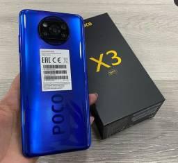 temos a pronta entrega Xiaomi Poco X3 Xiaomi com garantia