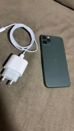 Iphone 11 Pro Max 64GB Impecável, Bateria 98%