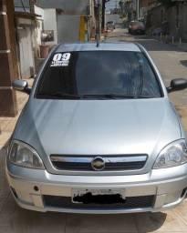 Título do anúncio: Corsa Sedan Premium 2009 1.4 Econoflex