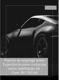 Título do anúncio: Motorista
