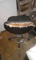 Cadeira a gas para ser usada no caixa de loja