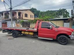 Caminhão prancha reboque