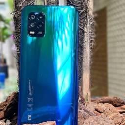 Xiaomi Mi 10 Lite 5G 128GB 6 Ram 10X S/Juros Novo Loja Fisica + Garantia + Brinde