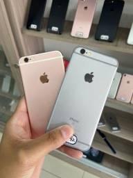 Título do anúncio: iPhone 6s   Rose - 16Gb   Seminovo - 332