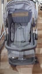 Carrinho de bebê Burigotto completo
