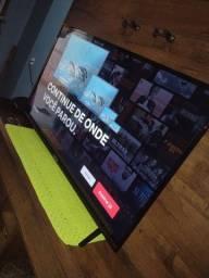 Tv smart 43 TCL. Com nota fiscal..