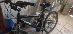 Bicicleta Caloi semi-nova