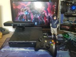 Xbox 360 + 05 Jogos de Brinde ( Ate 12x com acrescimo )