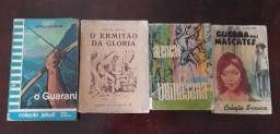 Título do anúncio: José de Alencar 4 livros