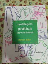 Livro Modelagem Infantil Marlene Mukai