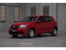 Título do anúncio: Renault Sandero 2018 1.0 12v sce flex vibe manual